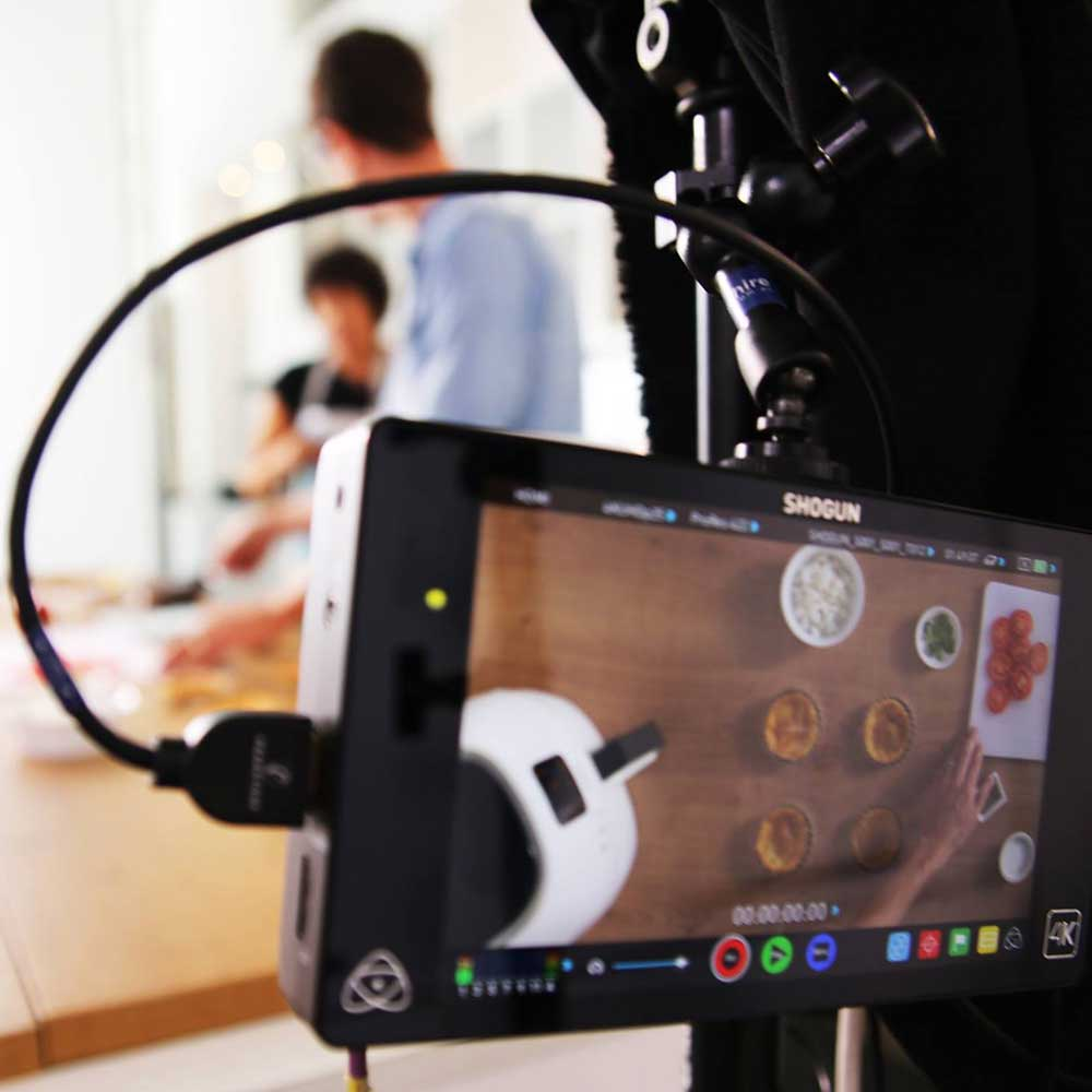 On location, Creative Production, Creative Content, Video, Behind the scenes, Screentide