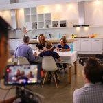 Kidspsot camera crew behind the scenes