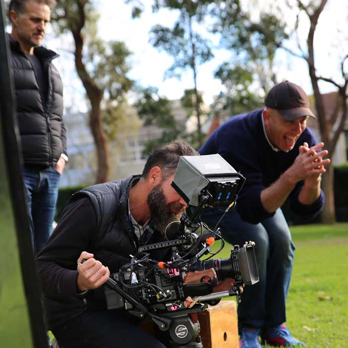 production agency sydney, creative content, production